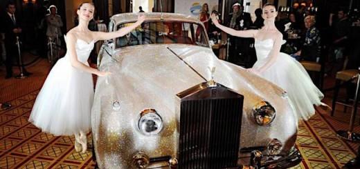 Rolls Royce Silver Cloud II 1962 Swarovski
