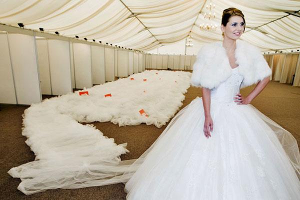 Свадебные платья с румынией